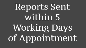 Specialist Reports Within 14 Days
